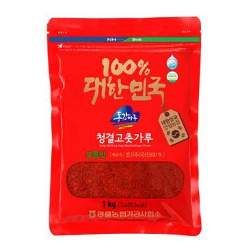 (인빌푸드)삼굿마을 청결고춧가루(보통맛) [1kg]