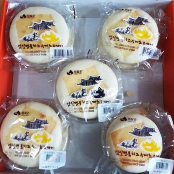 임실명품 치즈수제초코파이 [2box(box당10개입)] 기획전