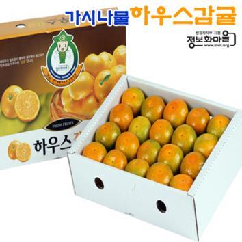 (인빌푸드)영평 하우스감귤(최상품) [5kg(50-70과)]
