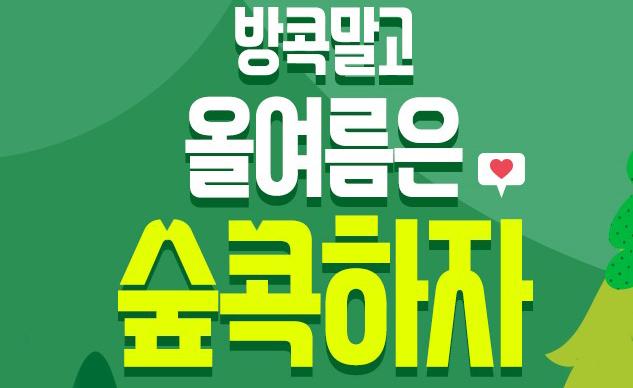 강원도정보화마을 캠핑 기획전