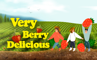 'very berry delicious'